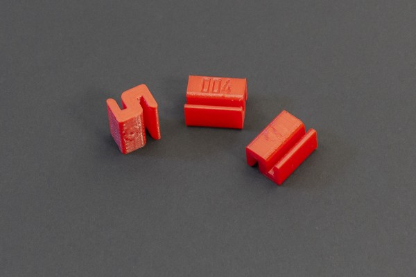 Amiga 3000 Daughter Board Clips